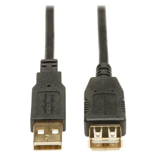 Tripp Lite USB 2.0 Hi-Speed Extension Cable (A M/F) 10-ft.