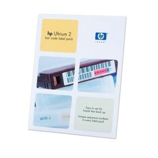 HP Ultrium 2 Bar Code Label