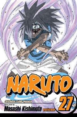 Naruto 27: Departure (Paperback)