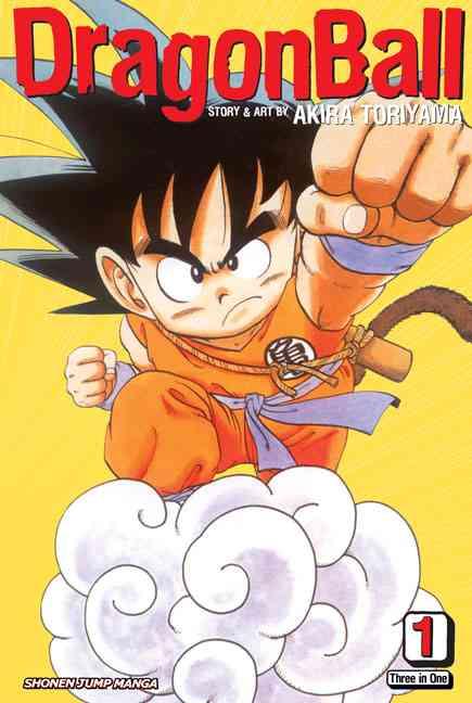 Dragon Ball 1 (Paperback)