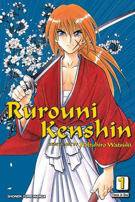 Rurouni Kenshin 1: The Meiji Era's Greatest Swordsman Vizbig Edition (Paperback)