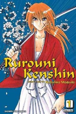 Rurouni Kenshin 1: The Meiji Era's Greatest Swordsman Vizbig Edition (Paperback)