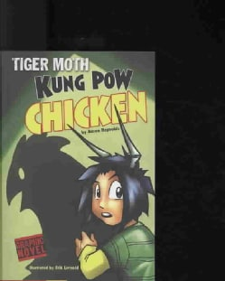 Kung Pow Chicken: Tiger Moth (Paperback)