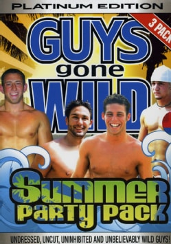 Guys Gone Wild: Platinum Edition Summer Party Pack (DVD)