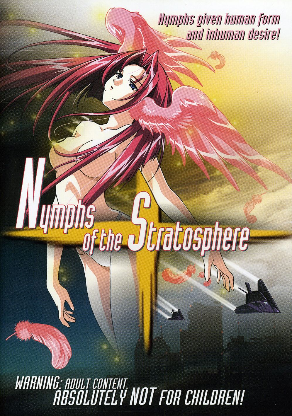 Nymphs of the Stratosphere (DVD)