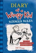 Rodrick Rules (Hardcover)