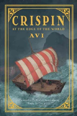 Crispin: at the Edge of the World: At the Edge of the World (Paperback)