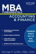 MBA Fundamentals Accounting and Finance (Paperback)