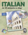 ITALIAN in 10 minutes a day with CD-ROM