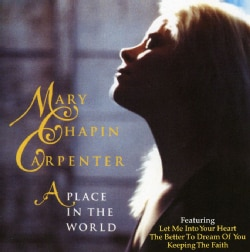 Mary Chapin Carpenter - A Place in This World
