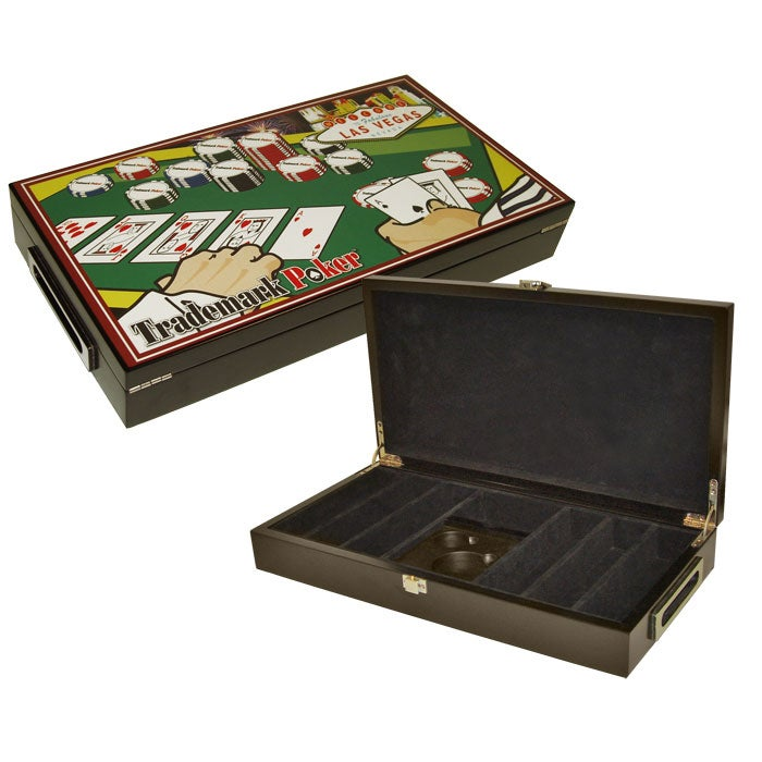Ultimate Royal 300 Piece Poker Chip Set Game Night