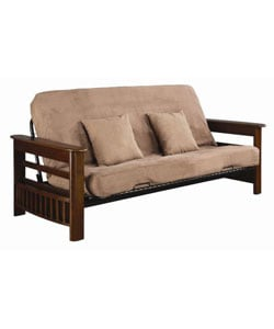 Serta Athens Futon Frame and Bed Set