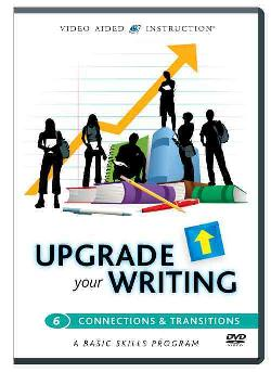Upgrade Your Writing: Connections & Transitions (DVD)