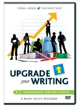 Upgrade Your Writing: Overcoming Writer's Block (DVD)
