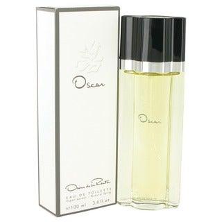Oscar Women's 3.4-ounce Eau de Toilette Spray
