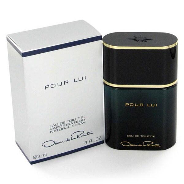 Oscar Pour Lui Men's 1.65-ounce Eau de Toilette Spray