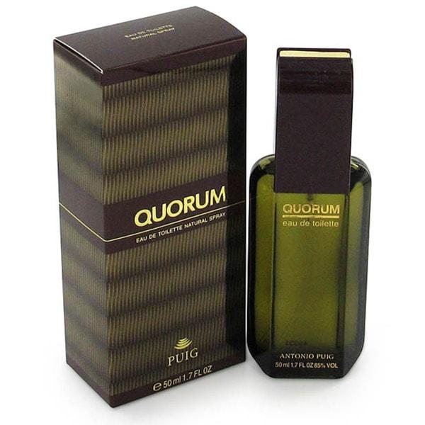 Quorum by Antonio Puig Men's 3.4-ounce Eau de Toilette Spray