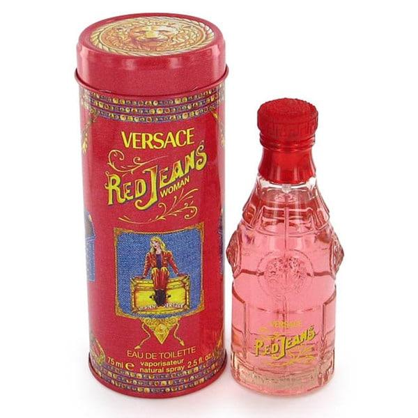 Red Jeans Women's 2.5-ounce Eau de Toilette Spray