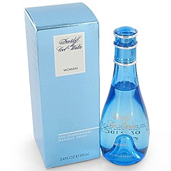 Davidoff 'Cool Water' Women's 3.3-ounce Deodorant Spray