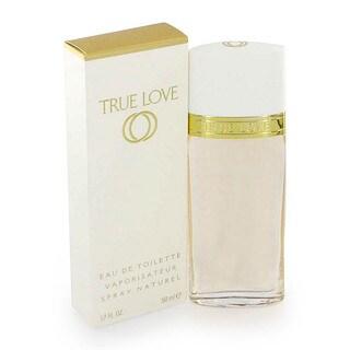True Love by Elizabeth Arden Women's 1.7-ounce. Eau de Toilette Spray