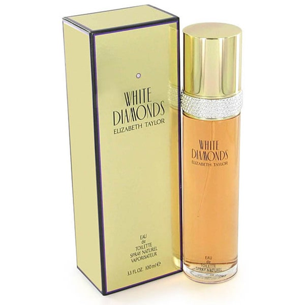 White Diamonds 3.3-ounce Eau de Toilette Spray