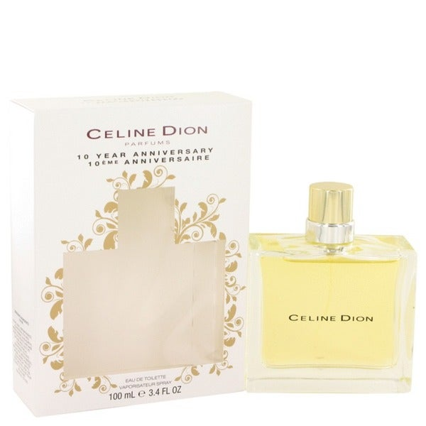 Celine Dion 3.4-ounce Eau de Toilette Spray for Women