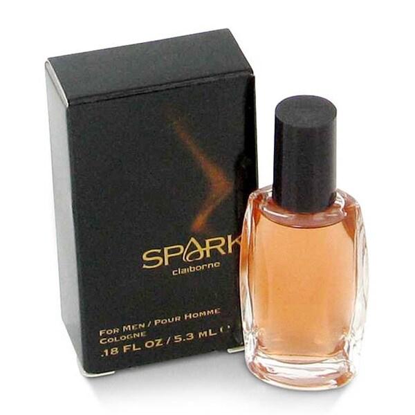 Spark by Liz Claiborne Men's .18-ounce Mini Cologne