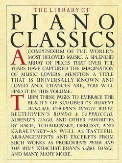 Library of Piano Classics (Spiral bound)
