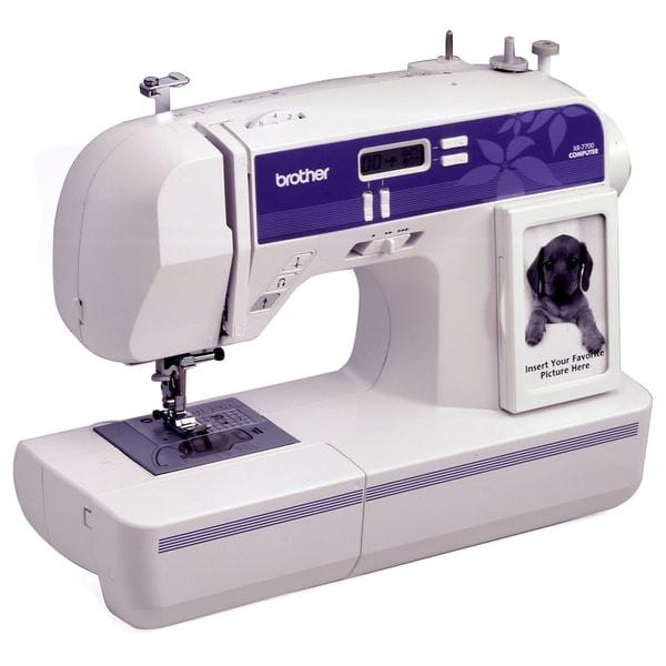 Brother XR7700 70-Stitch Computerized Sewing Machine (Refurbished)