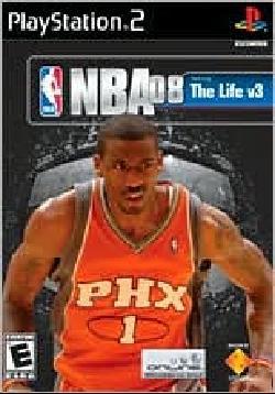 PS2 - NBA 08'