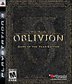 PS3 - Oblivion Game of the Year Edition