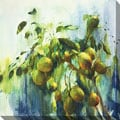 Allyson Krowitz Lemons Gallery-wrapped Canvas Art