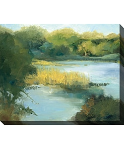 Ashton Cypress Cove II Gallery-wrapped Canvas Art