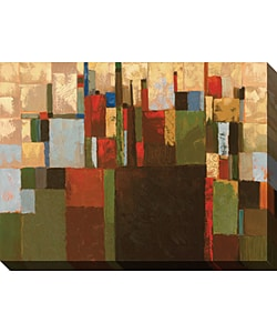 Gallery Direct Cecile Broz 'Flow III' Gallery Wrapped Canvas Art