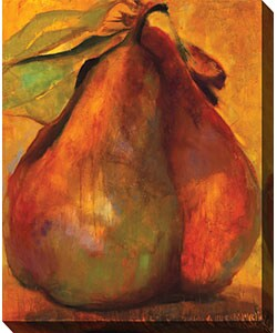 Angeli 'Cheek to Cheek' Gallery-wrapped Canvas Art