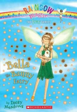 Bella the Bunny Fairy (Paperback)