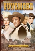 Gunsmoke: The Second Season Vol. 1 (DVD)