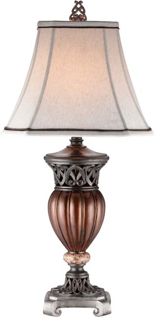 Topaz Table Lamps (Set of 2)