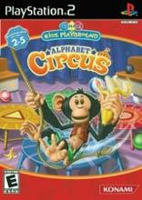 PS2 - Konami Kids Playground: Alphabet Circus (Pre-Played)