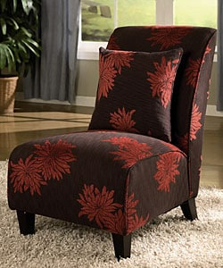 Tapered Chair Cocoa Blooms