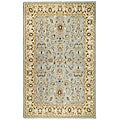 Elite Traditional Handmade Wool Area Rug (5' x 8')