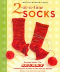 2-at-a-time Socks (Spiral bound)