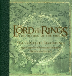 Various - The Lord Of The Rings: The Return Of The King - The Complete Recordings