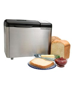 Breadman 2-pound Convection Bread Maker