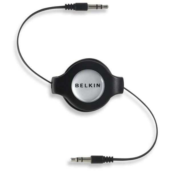 Belkin Retractable Mini-Stereo Cable