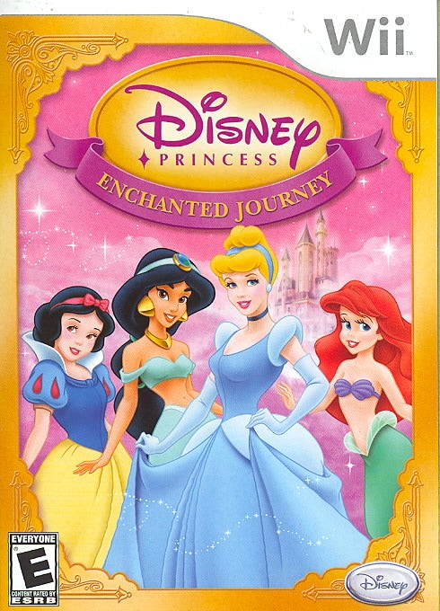 Wii - Disney Princess: Enchanted Journey