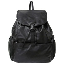 Amerileather Leather Jumbo Backpack