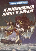 Manga Shakespeare: A Midsummer Night's Dream (Paperback)