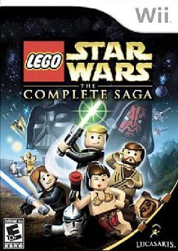 Wii - Lego Star Wars: The Complete Saga