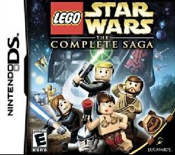 NinDS - Lego Star Wars: The Complete Saga